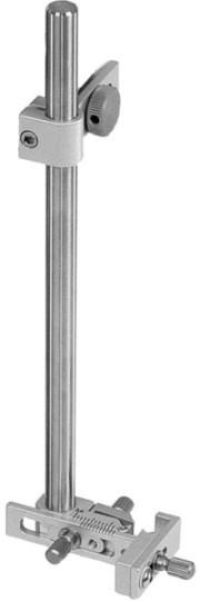 Model 1776-P2 Dual Adjustable Cannula Holder