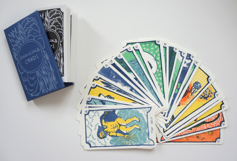 Anouchka Cards