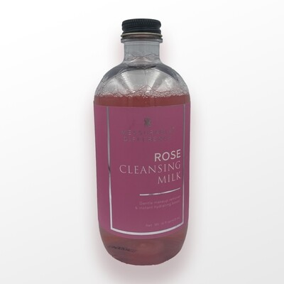Cleansing Milk Rose Extract 473 ml