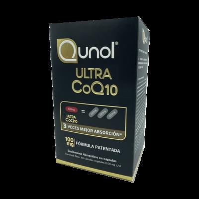 Extra CoQ10 3x Veces Mejor Absorción