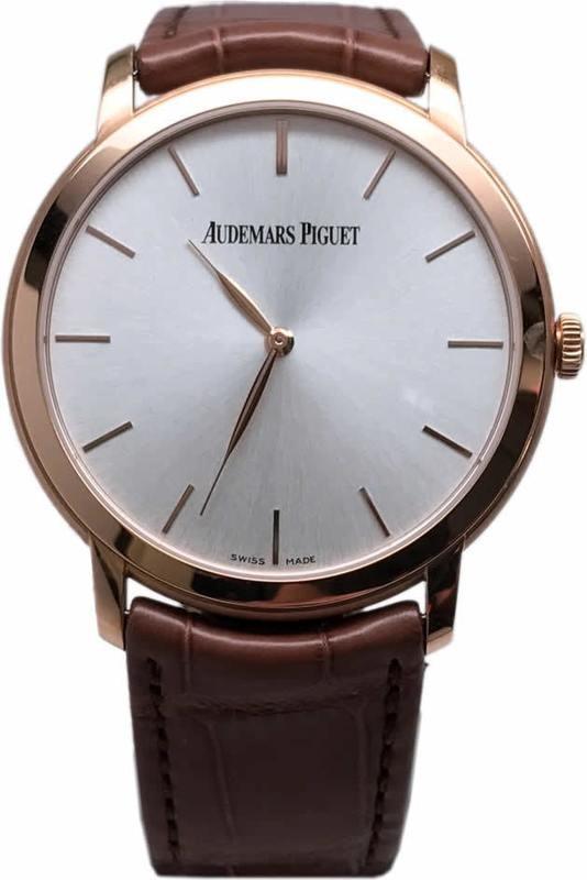 Audemars Piguet Jules Audemars Ultra Thin 18K Rose Gold 15180OR.OO.A088CR.01