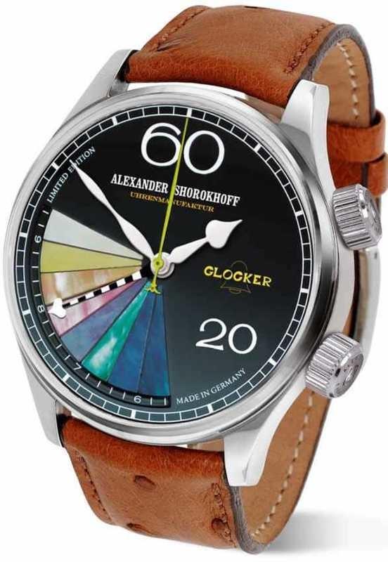 Alexander Shorokhoff Glocker AS.GL01-4