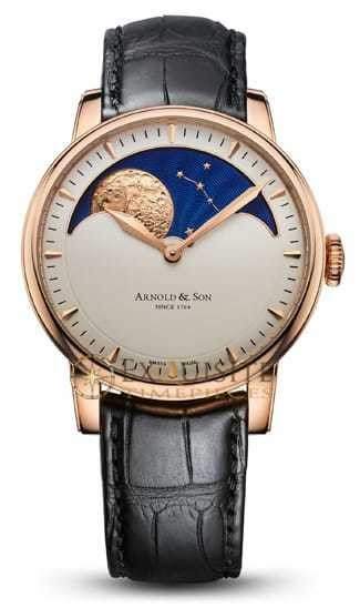 Arnold & Son HM Perpetual Moon 18-carat red gold 1GLAR.U01A.C122A