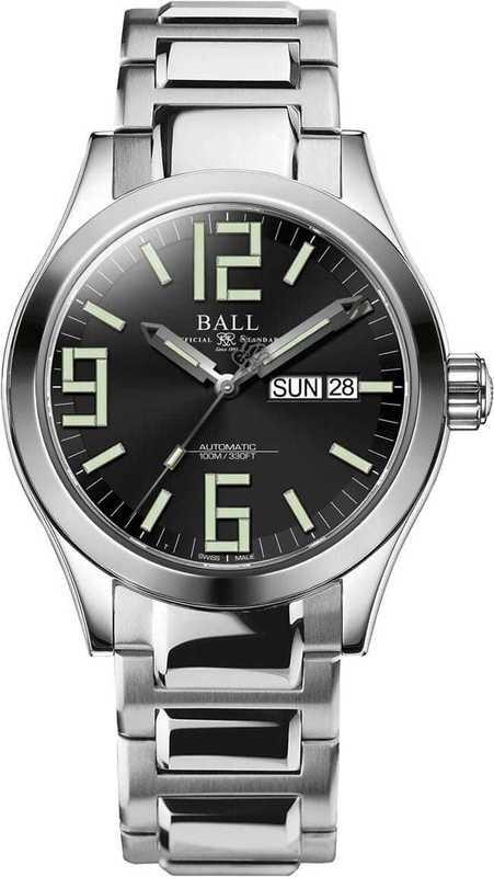 Ball Watch Engineer II Genesis 43mm NM2028C-S7-BK