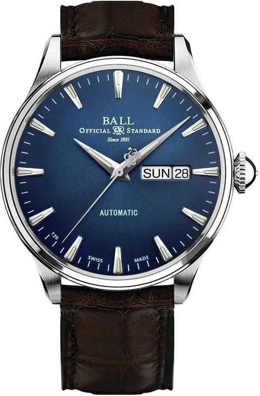 Ball Watch Trainmaster Eternity NM2080D-LL1J-BE