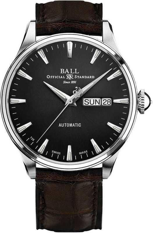 Ball Watch Trainmaster Eternity NM2080D-LL1J-BK