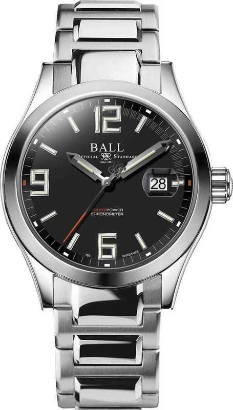 Ball Watch Engineer II PowerLIGHT 72 NM2126C-SCJ-BK