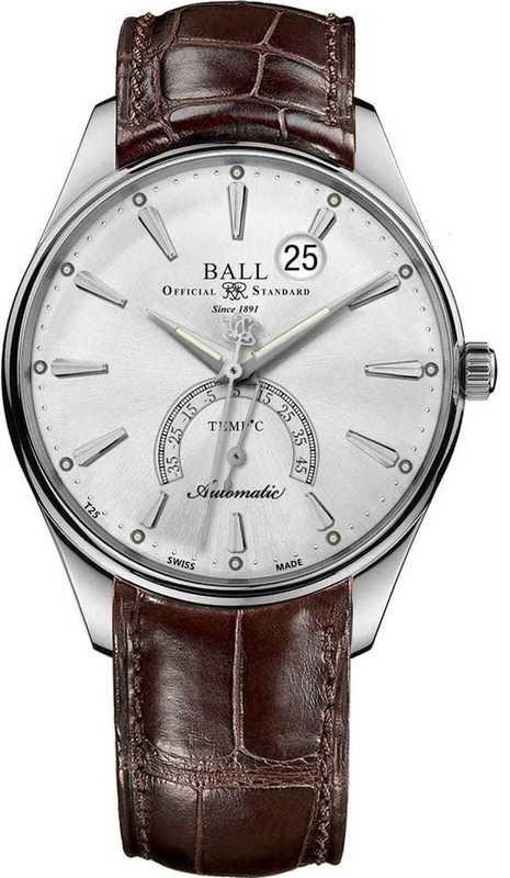 Ball Watch Trainmaster Kelvin Celcius Scale NT3888D-LL1J-SLC