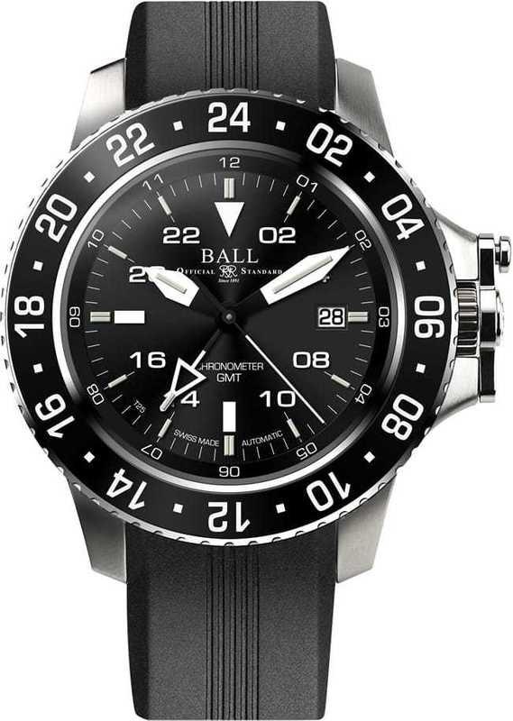 Ball Watch Engineer Hydrocarbon Aero GMTDG2016A-PCJ-BK
