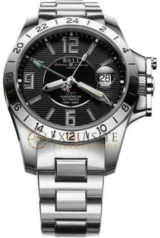 Ball Watch Engineer Hydrocarbon Magnate GMT GM2098C-SCAJ-BK