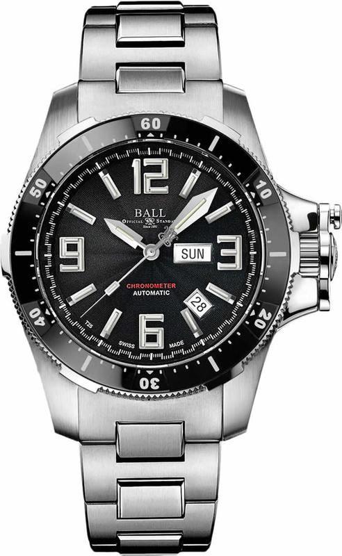 Ball Watch Engineer Hydrocarbon Airborne DM2076C-S1CAJ-BK