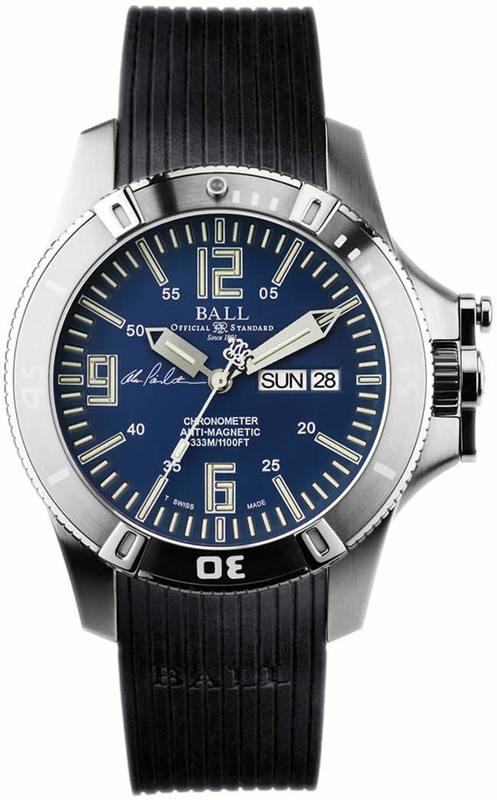 Ball Watch Spacemaster Captain Poindexter DM2036A-P5CA-BE