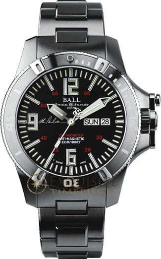 Ball Watch Spacemaster Captain Poindexter DM2036A-S5CA-BK
