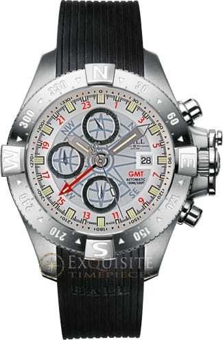 Ball Watch Engineer Hydrocarbon Spacemaster Orbital DC2036C-P-WH