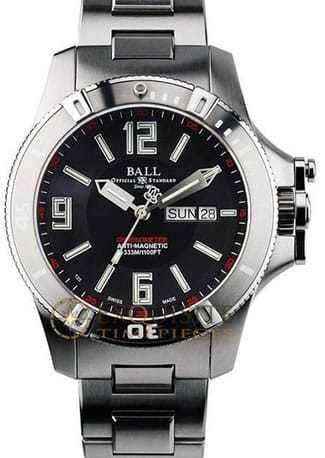 Ball Watch Engineer Hydrocarbon Spacemaster DM2036A-SCAJ-BK