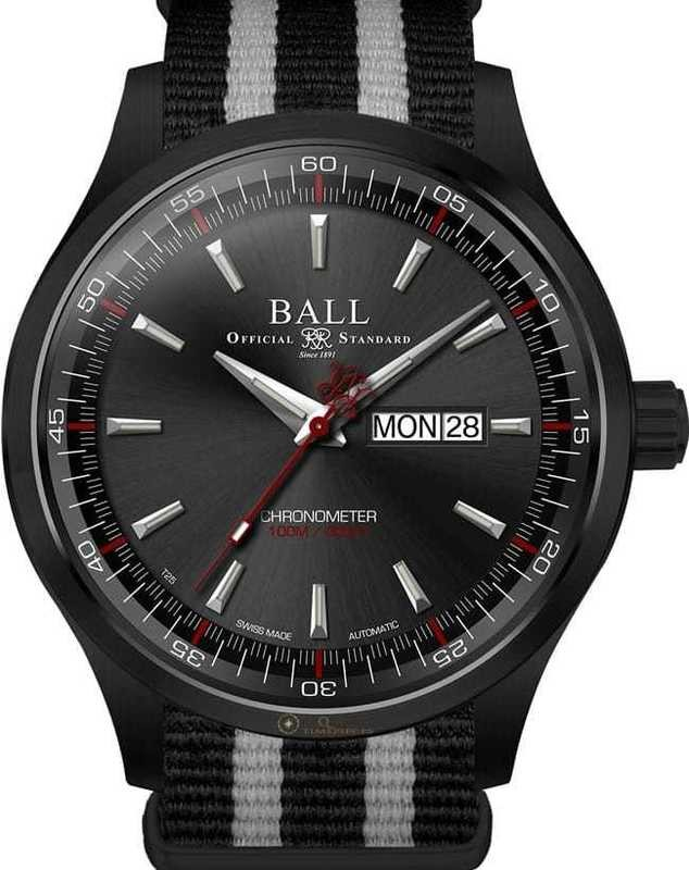 Ball Watch Engineer II Volcano NM3060C-NCJ-GY