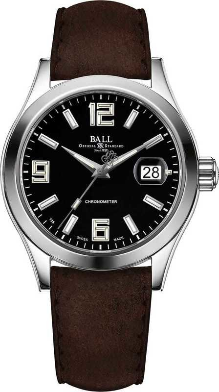 Ball Watch Engineer II Pioneer NM2026C-L4CAJ-BK