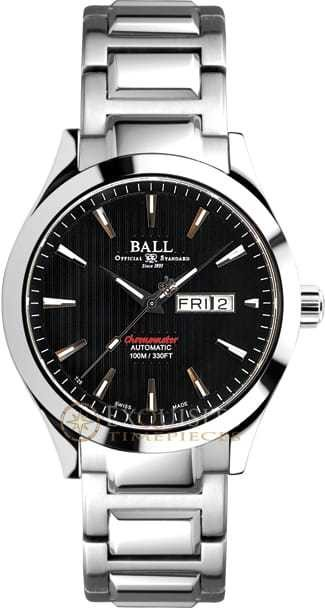 Ball Watch Engineer II Red Label 43mm NM2028C-SCJ-BK