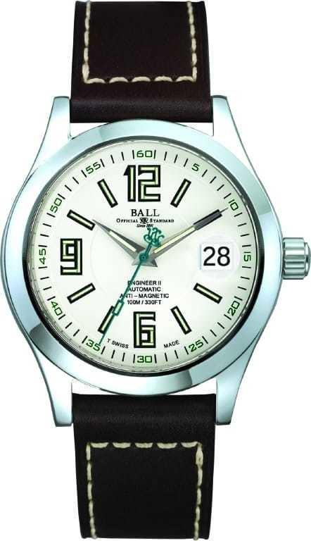 Ball Watch Engineer Master II Arabic NM1020C-L4-WH