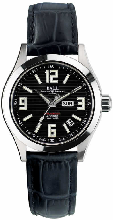Ball Watch Engineer II Arabic Chronometer NM2026C-L2CA-BK