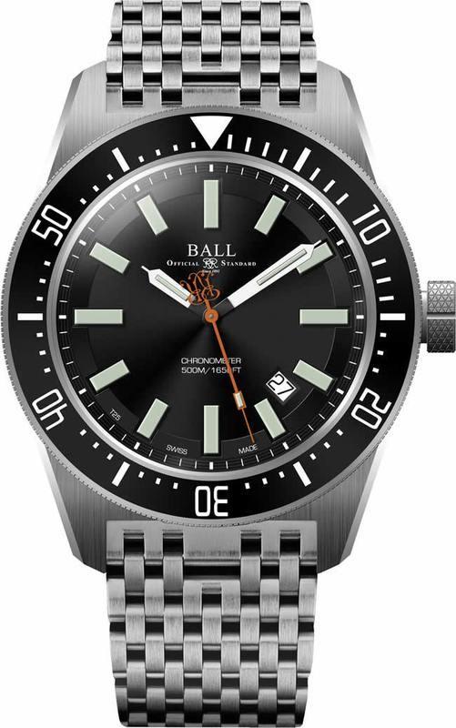 Ball Watch Engineer Master II Skindiver II DM3108A-SCJ-BK