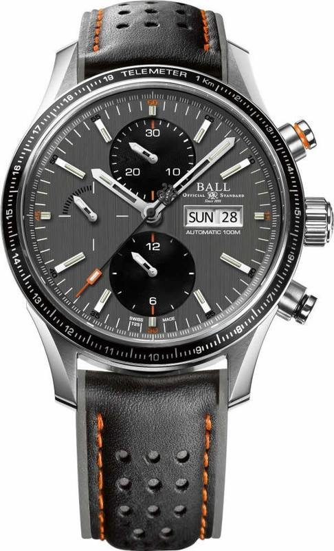 Ball Watch Fireman Storm Chaser Pro CM3090C-L1J-GY