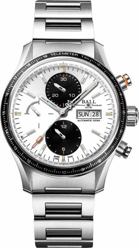 Ball Watch Fireman Storm Chaser Pro CM3090C-S1J-WH