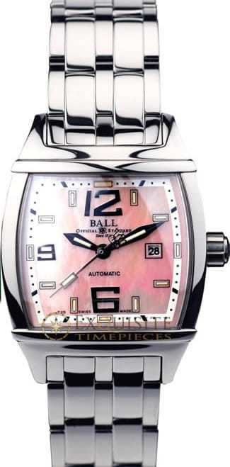 Ball Watch Conductor Lady Transcendent MOP NL1068D-S2J-PK