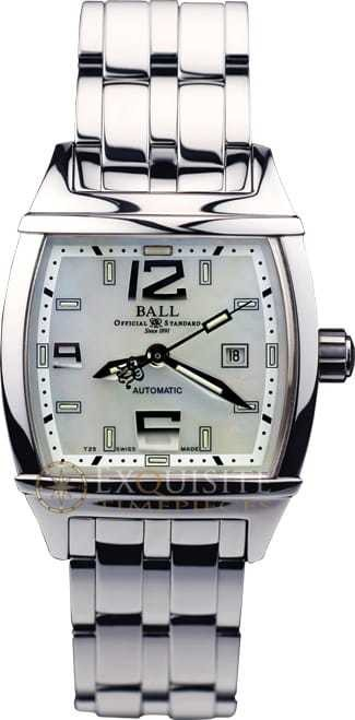 Ball Watch Conductor Lady Transcendent MOP NL1068D-S2J-WH