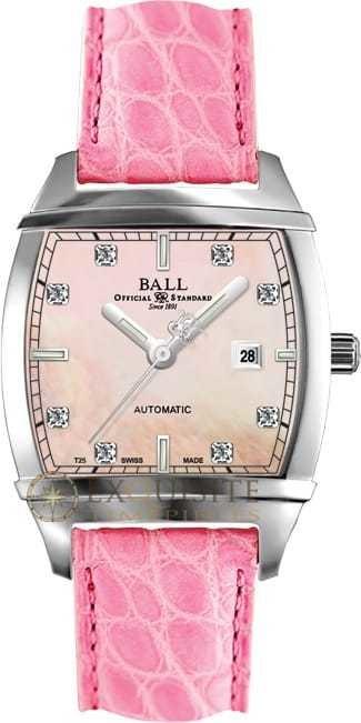 Ball Watch Conductor Lady Transcendent Diamond MOP NL1068D-L3J-PK