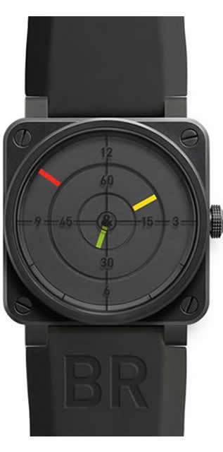 Bell & Ross BR03-92 Instrument Radar BR0392-RADAR