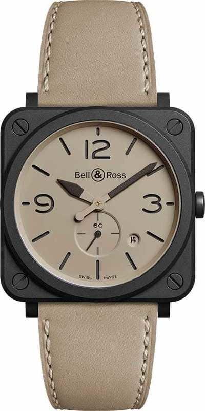 Bell & Ross BR S Desert Type BRS-DESERT-CEM