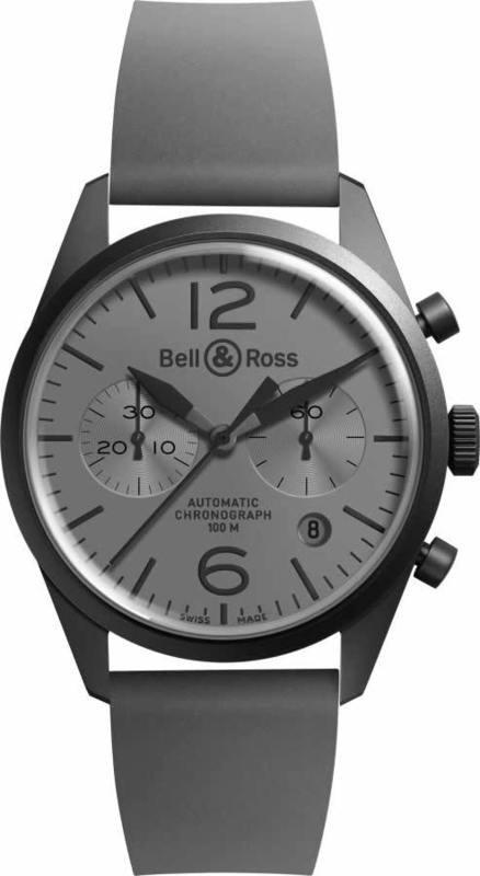 Bell & Ross BR 126 COMMANDO BRV126-COMMANDO