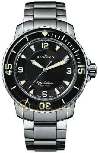 Blancpain Fifty Fathoms Sport on Stainless Steel Bracelet 5015-1130-71