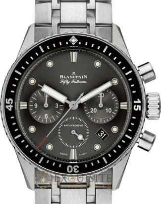 Blancpain Fifty Fathoms Bathyscaphe Chronographe Flyback 5200-1110-70B