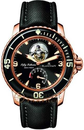 Blancpain Tourbillon Fifty Fathoms 5025-3630-52