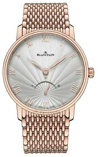 Blancpain Villeret Ultra-slim Retrograde Small Seconds 6653-3642-MMB