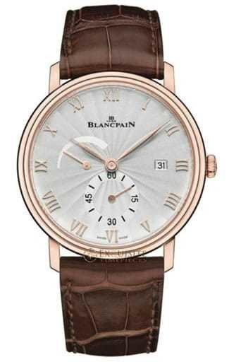 Blancpain Villeret Ultra-slim Red Gold 6606A-3642-55A