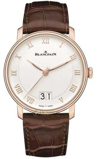 Blancpain Villeret Grande Date Red Gold 6669-3642-55B