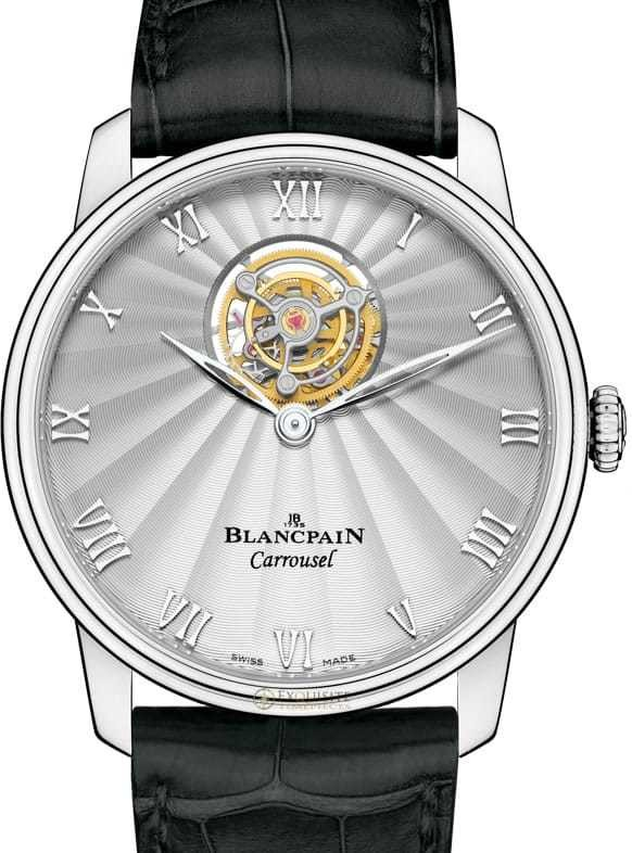 Blancpain Carrousel Volant Une Minute 66228-3442-55B