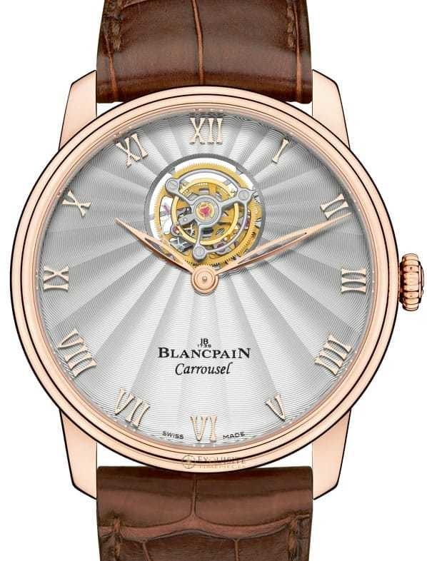 Blancpain Carrousel Volant Une Minute 66228-3642-55B