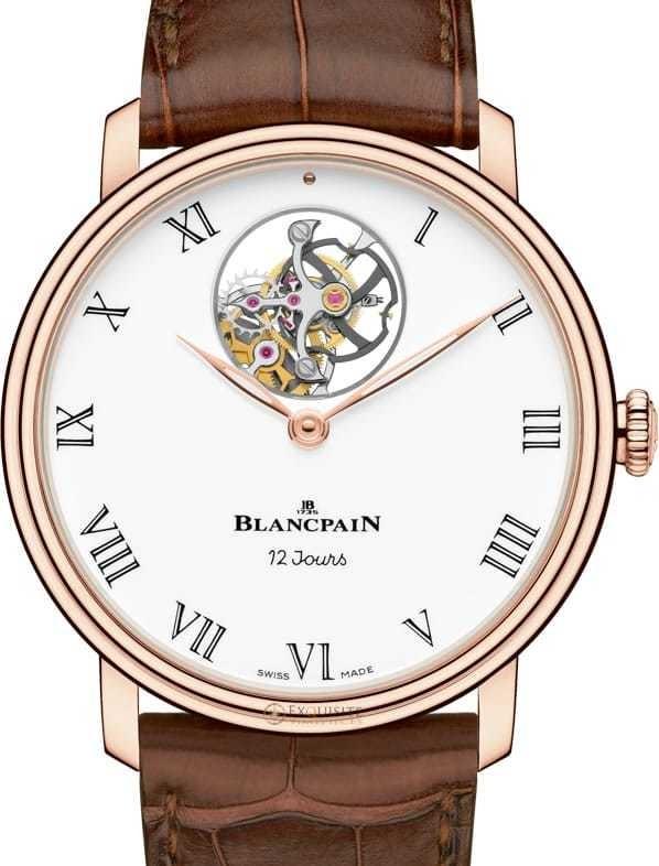 Blancpain Tourbillon Volant Une Minute 12 Jours 66240-3631-55B