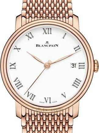 Blancpain Villeret 8 Jours 6630-3631-MMB