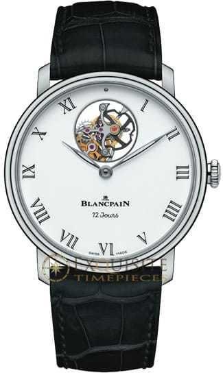 Blancpain Villeret Tourbillon Volant Une Minute 12 Jours 66240-3431-55B