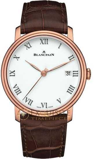Blancpain Villeret 8 Jours 6630-3631-55B