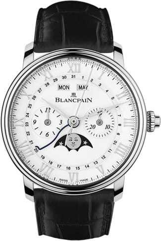 Blancpain Villeret Chronographe Monopoussoir 6685-1127-55B