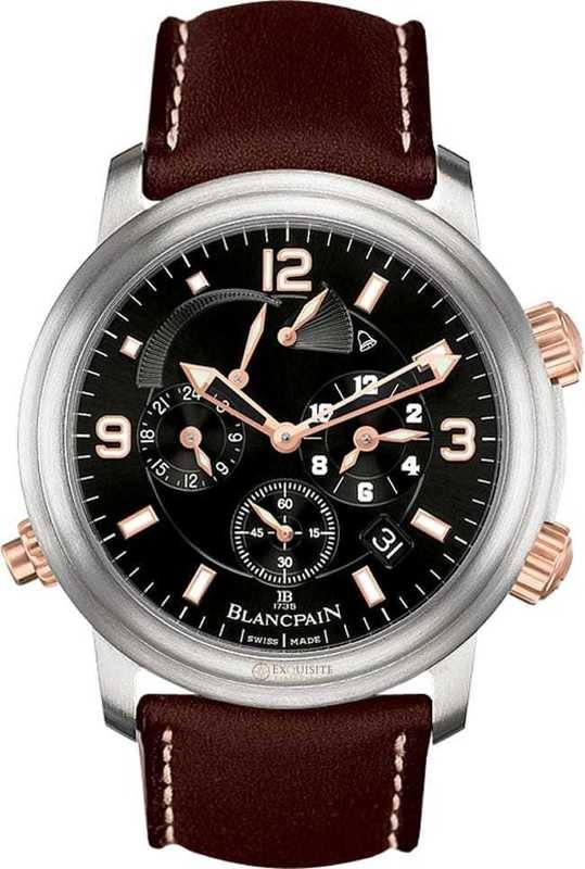 Blancpain Leman Reveil GMT 2041-12A30-63B