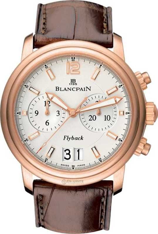 Blancpain Men's Grand Date Flyback Chronograph 2885F-36B42-53B