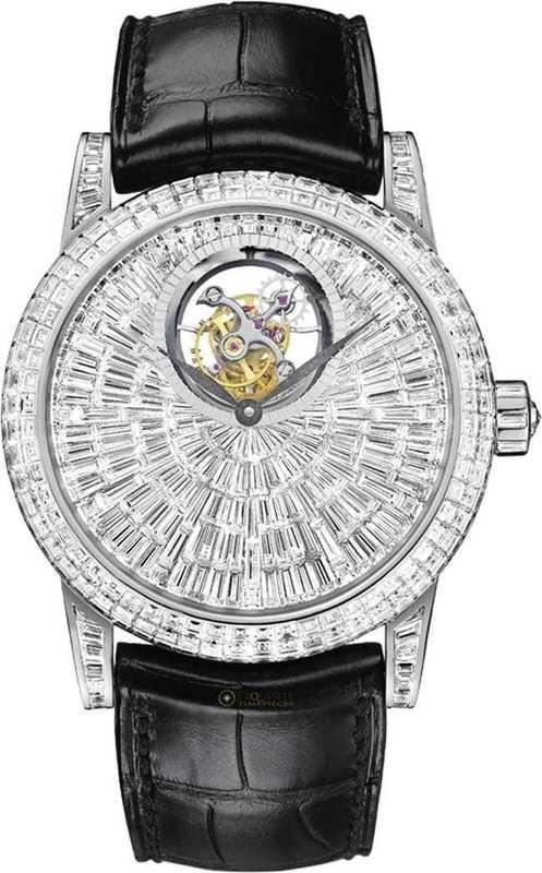 Blancpain Leman Tourbillon de Diamants Baguette 2926A-5222-55B