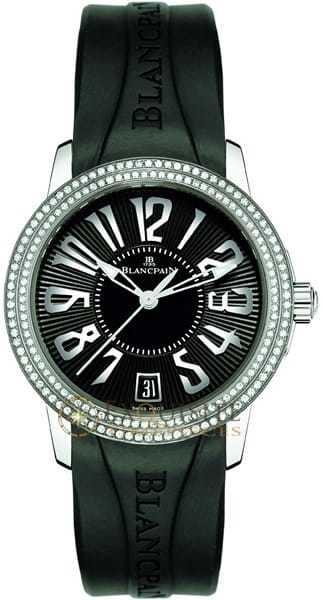 Blancpain Ultra-Slim Womens Watch 3300-4530-64B
